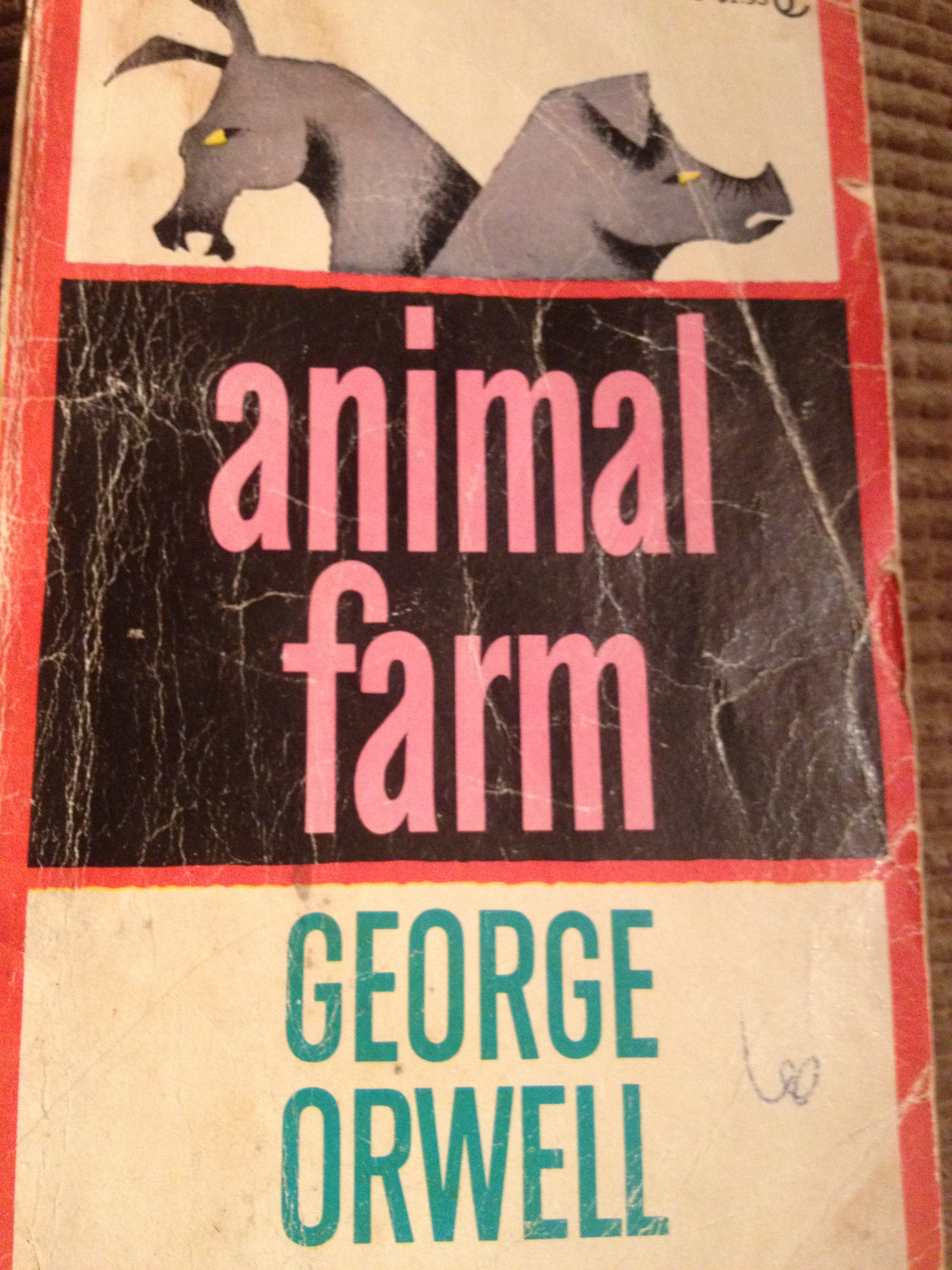 essay on animal farm conclusion Animal farm essay george orwell conclusion in the very last in animal farm, squealer, a large and clever pig, represents the propaganda.